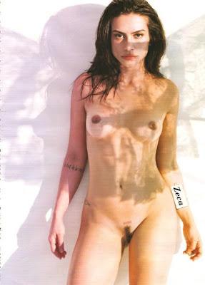 Fotos da Cléo Pires pelada