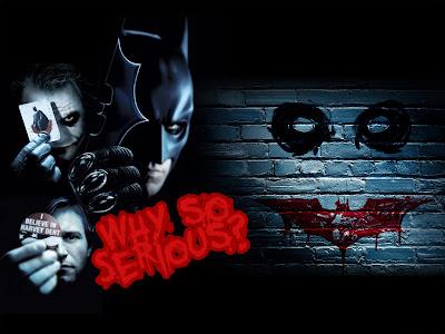 The Dark Knight Joker Wallpaper Why So Serious HAHAHAHA