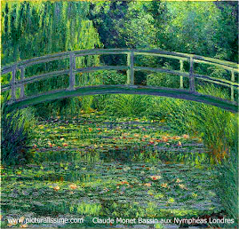 A incrivel arte de Claude Monet