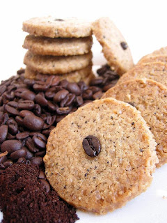COFFEE WALNUT COOKIES...Heavenly beans!! - Passionate About Baking