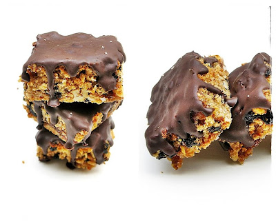 Thick Chewy Granola Bars You Left Us Smitten