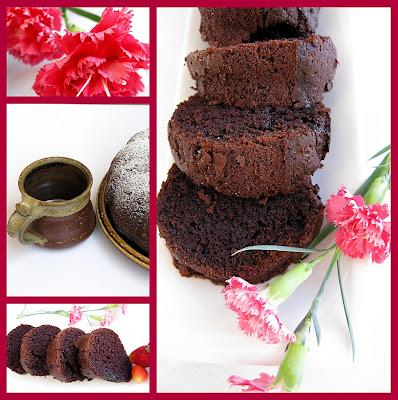 Healthy Chocolate Bundt Cake