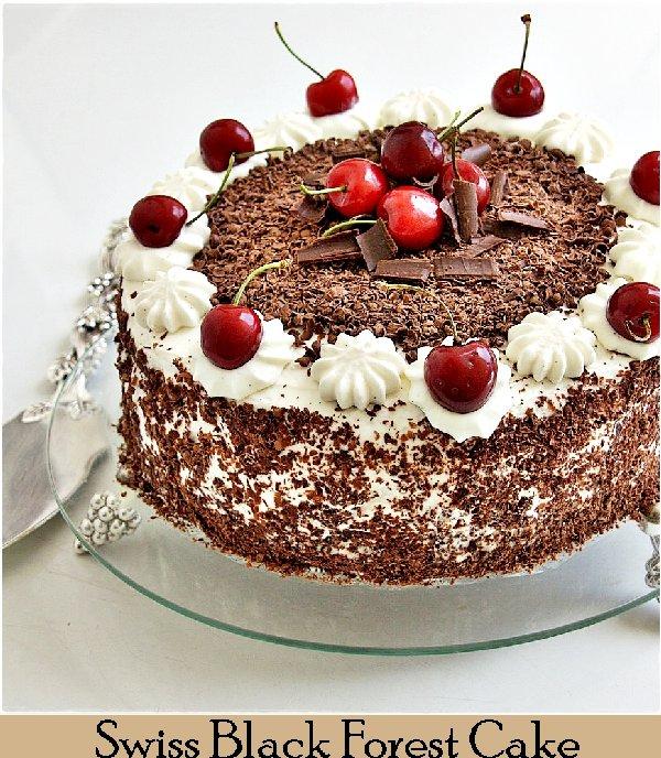 Black Forest Delight Cake