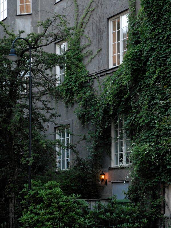lägenhet tysta gatan stockholm