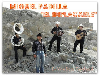 "Miguel Padilla ""El Implacable""_En vivo Fiesta Privada (2010)"