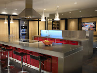 Luxury Modern Big Kitchen Design