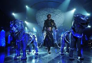 Enthiran-Online booking of movie tickets