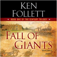 A Special Kindle Nation Daily Free Book Alert, Saturday, October 9: Enjoy Fall of Giants Free on Your Kindle! plus, a Fast-Paced, Funny Crime Series Set in the City of Big Shoulders (Today's Sponsor)