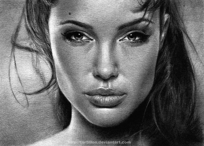 Awesome Pencil Drawings Amazing Extreme Odd