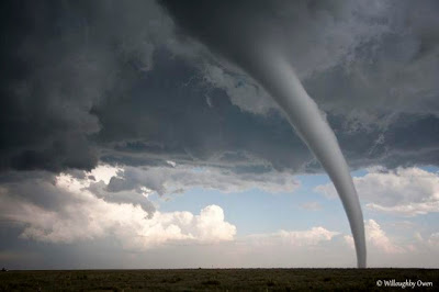 Tornado - Oklahoma, United States (May 2010)