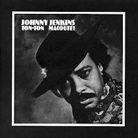 "Cover Album of Johnny Jenkins ""Ton Ton Macoute"" 1970"