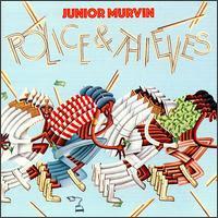 """Cover Album of Junior Murvin """"Police & Thieves"""" (1977)"""