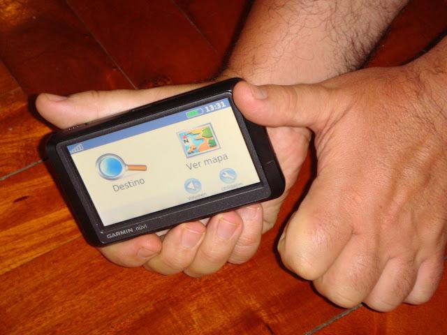 GPS Garmin, Rosario, Argentina,  Elisa N, Blog de Viajes, Lifestyle, Travel