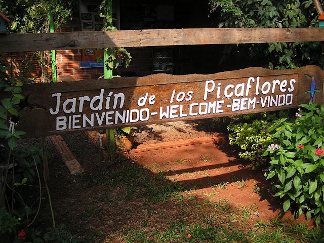 Jardín de los Picaflores, Puerto Iguazú, Argentina, Elisa N, Blog de Viajes, Lifestyle, Travel