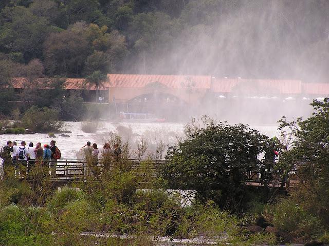 Garganta del Diablo, Cataratas del Iguazú, Argentina, Elisa N, Blog de Viajes