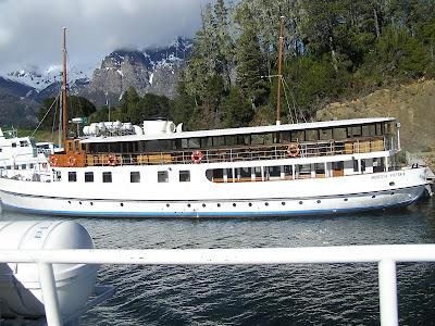 Voyage en Patagonie Argentine: tour à Puerto Blest 5