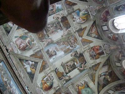 Le Vatican... sublime basilique Saint Pierre (Unesco Italie) 13