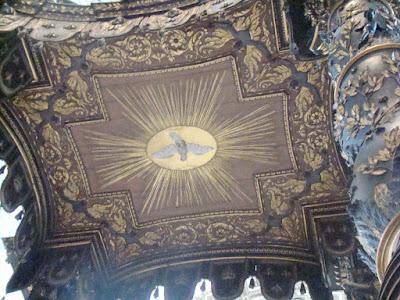 Le Vatican... sublime basilique Saint Pierre (Unesco Italie) 15
