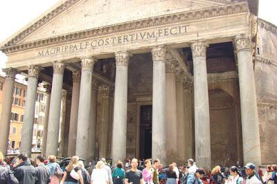 Guide Rome - le Panthéon 1