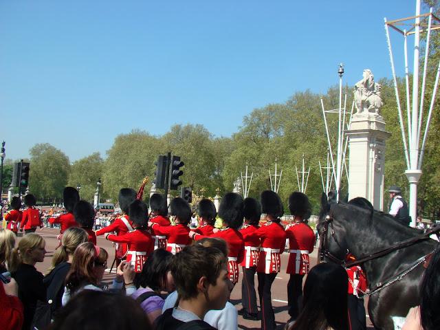 Cambio de Guardia, Londres, London, Elisa N, Blog de Viajes, Lifestyle, Travel