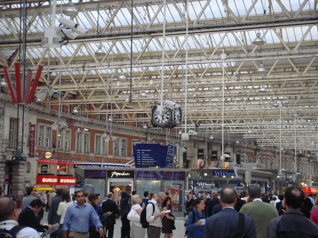 Waterloo Station, Londres, London, Elisa N, Blog de Viajes, Lifestyle, Travel