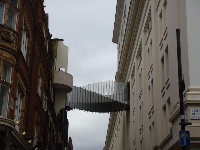Bridge of Aspiration, Royal Opera House, Londres, London, Elisa N, Blog de Viajes, Lifestyle, Travel