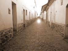 calle de los huesitos