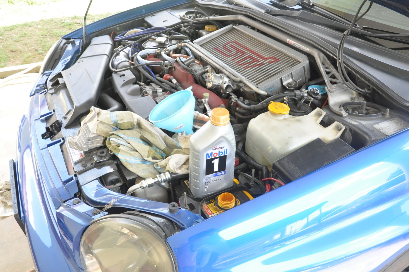 R N R AUTOSPORT - VEHICLE WIRING AND ENGINE MANAGEMENT TUNING: STI