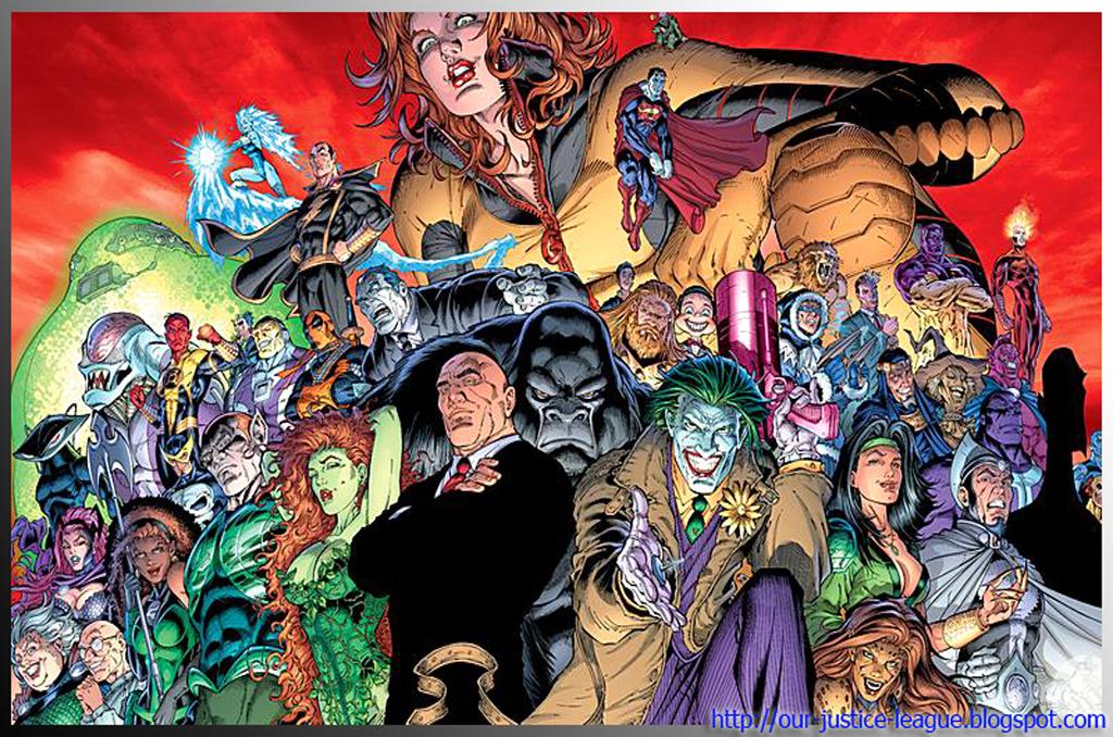 X-Men Villains vs Justice League Villains - Battles ...