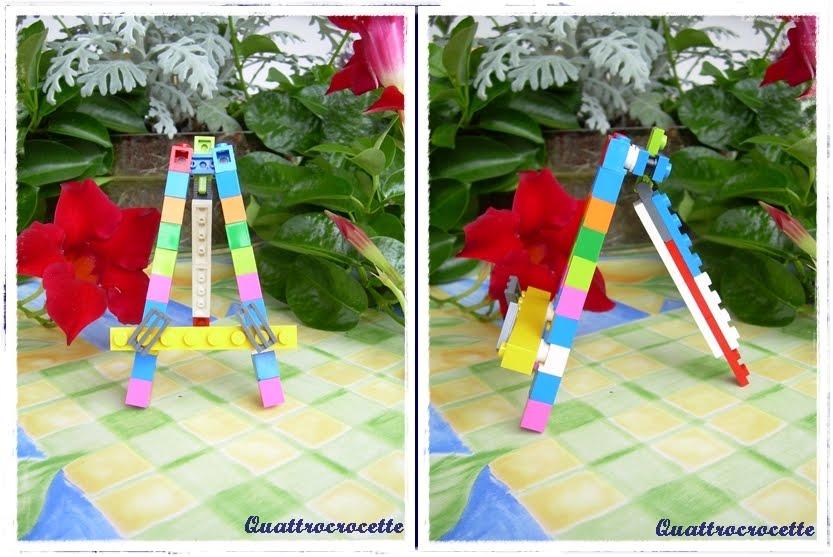Quattrocrocette cross stitch art agosto 2010 for Costruire cavalletto alzamoto cross