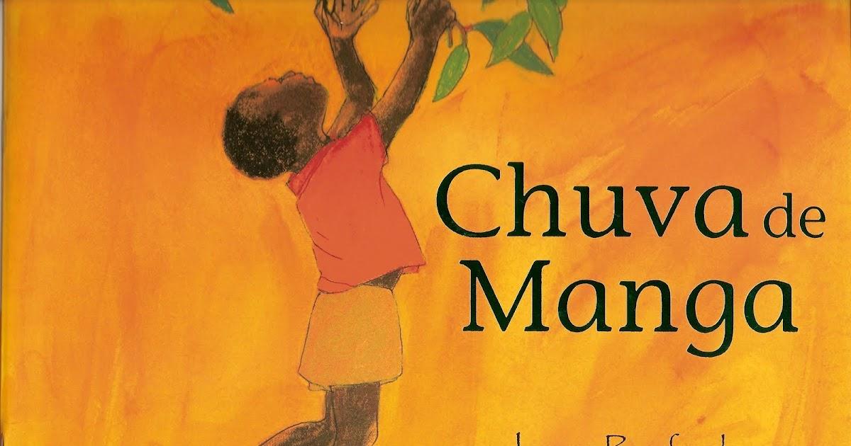 33c54a322f4f7 LINGUAGEM E AFINS  Chuva de manga  Literatura afro brasileira Plano de  aula  10 10 12