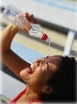Вода для спортсменов и путешественников