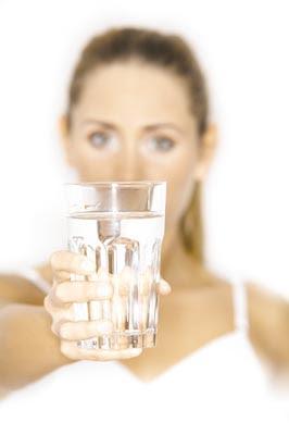 PH воды