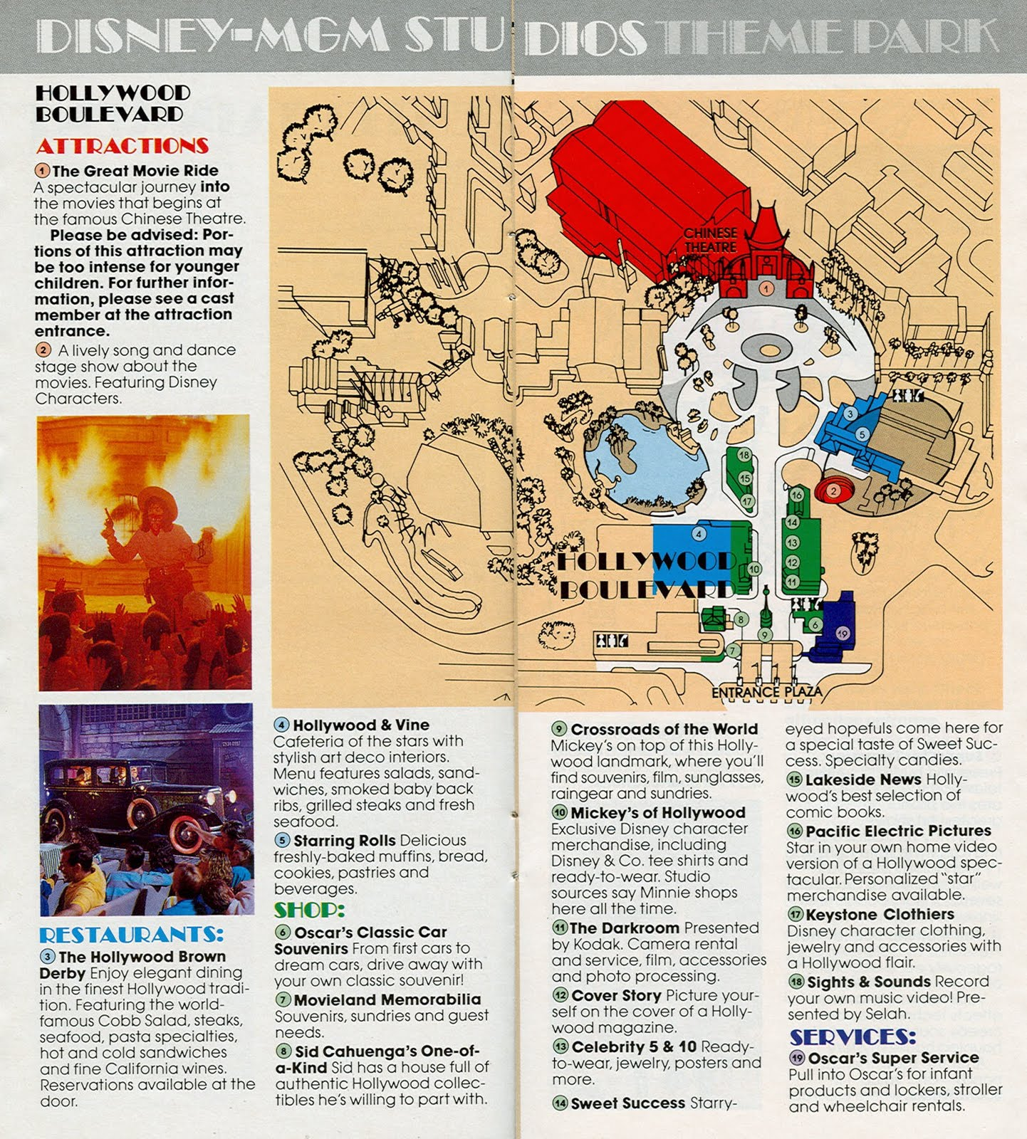 Image Result For Disney Hollywood Studios Map