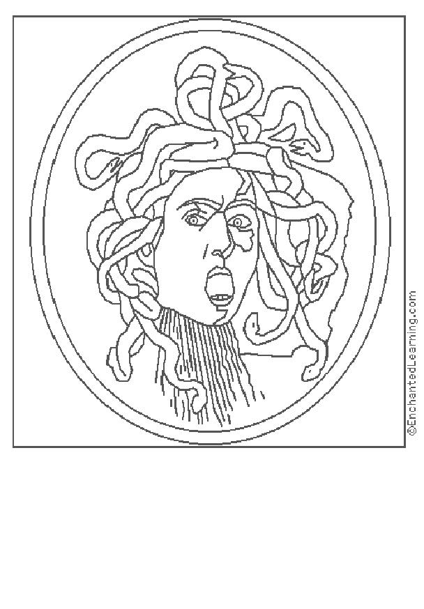 Dmusicalizando Caravaggio Medusa