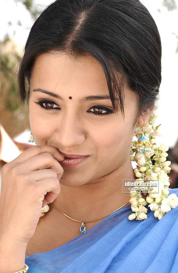 Tamil actress trisha krishnan