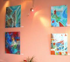 Solo Exhibition - Lorraine G Huber