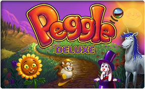 Play Game Peggle Deluxe With 3D No-Time Limit!