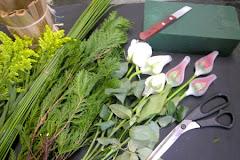 Passo a Passo : Arranjos Florais : Arranjo com Carolas Clique na Imagem e siga