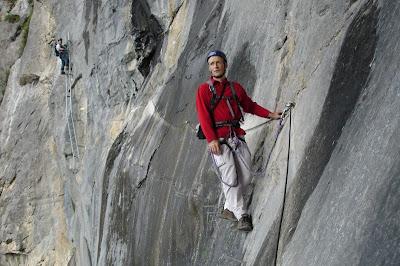 Klettersteig Griffen : Neuer klettersteig auf den schlossberg in griffen alpenverein