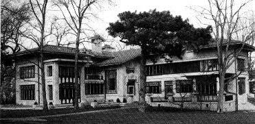 Kcmodern Bernard Corrigan Mansion By Louis S Curtiss