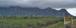 Wind Turbines in a Storm
