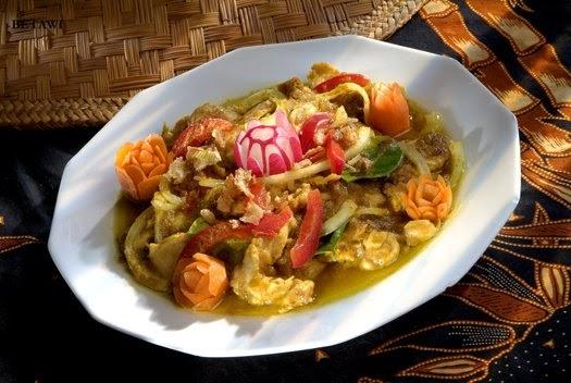 Food Combining Recipes Indonesian