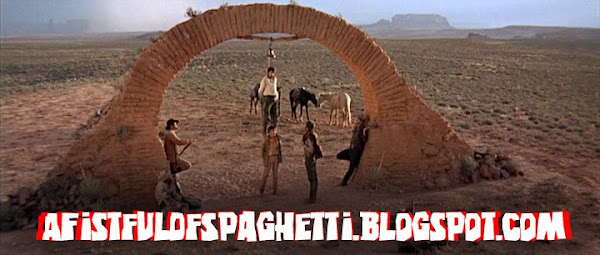A Fistful of Spaghetti: Once Upon A Time In A Western Blog