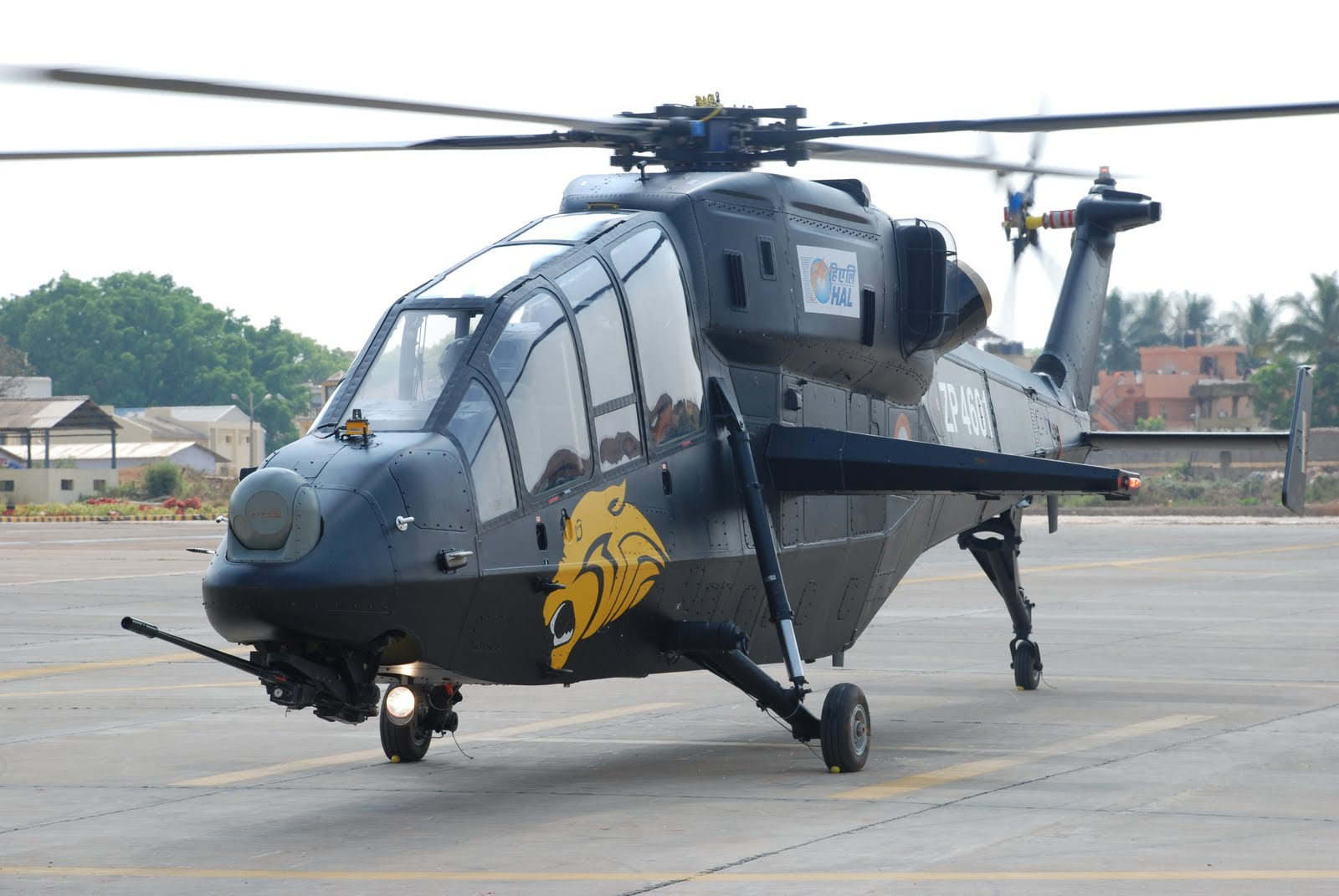 LCH and other Helicopters Discussion Thread - Page 8