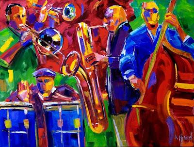 Latin Jazz Art 9