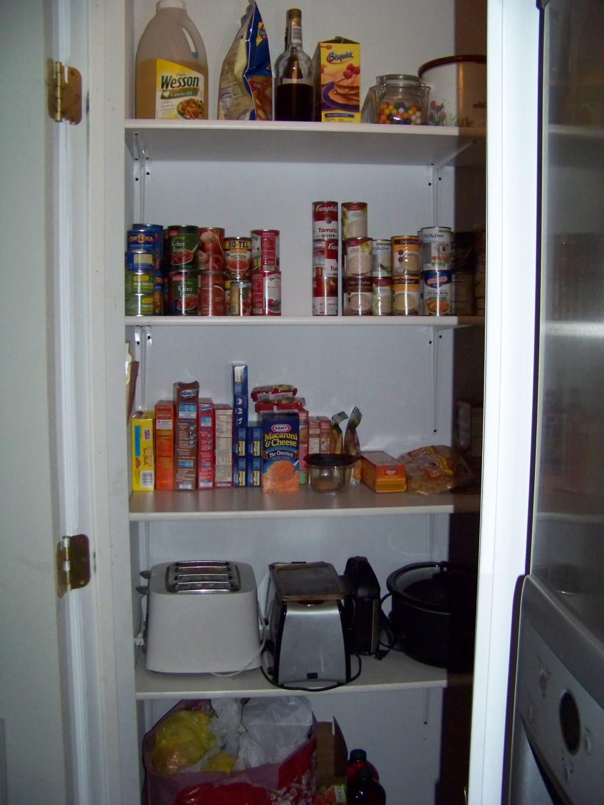 Project Just Because Food Pantry