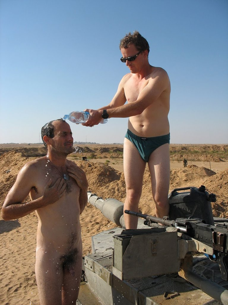 image Naked israel soldiers gay taking the