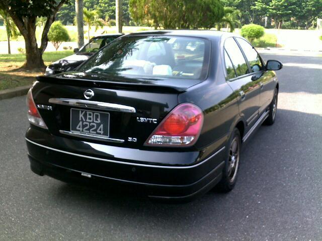 e-dzull warehouse (Malaysia): Nissan Sentra SG 1.6 (M) Nismo