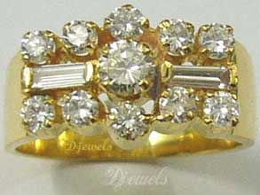 Diana Ladies Ring